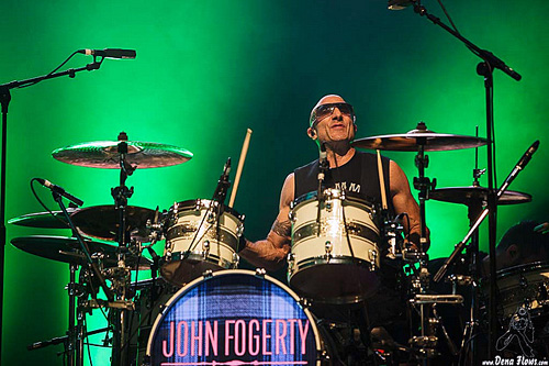 drummer Kenny Aronoff photograph
